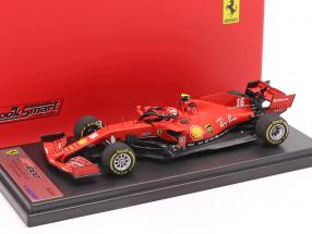 Charles Leclerc Ferrari SF1000 #16 2nd Austrian GP formula 1 2020 1:43 LookSmart