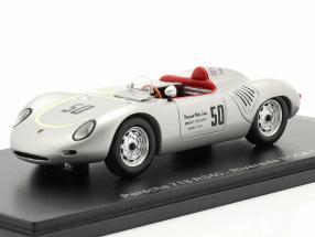 Porsche 718 RS60 #50 Riverside 200 Miles SCCA 1960 K. Miles 1:43 Spark
