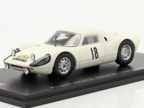 Porsche 904 Carrera GTS #18 Rallye des Routes du Nord 1966 1:43 Spark