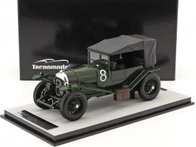 Bentley 3L Sport closed #8 winner 24h LeMans 1924 Duff, Clement 1:18 Tecnomodel