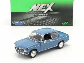 BMW 2002ti blue 1:24 Welly