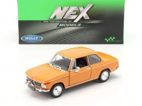 BMW 2002ti orange 1:24 Welly