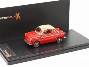 NSU-Fiat Weinsberg 500 Year 1960 red 1:43 Premium X