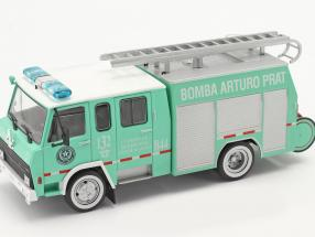 Berliet 770 KB 6 fire department Antofagasta green / white 1:43 Altaya