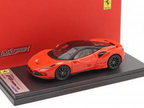Ferrari F8 Tributo year 2019 dino red / black 1:43 LookSmart