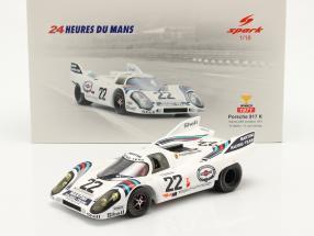 Porsche 917K #22 Winner 24h LeMans 1971 Marko, van Lennep 1:18 Spark