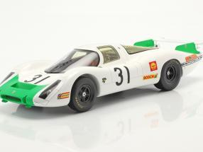 Porsche 908 Coupe #31 24h LeMans 1968 Siffert, Herrmann 1:18 Spark
