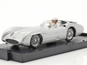 Stirling Moss Mercedes-Benz W196C Test Monza formula 1 1955 1:43 Brumm