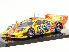 McLaren F1 GTR #76 3rd Motegi 2002 Hattori / Tajima 1:43 Ixo