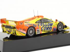 McLaren F1 GTR #76 3rd Motegi 2002 Hattori / Tajima