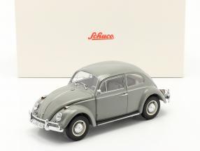 Volkswagen VW Beetle year 1963 grey 1:18 Schuco