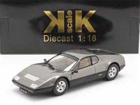 Ferrari 365 GT4 BB year 1973 gun-metal 1:18 KK-Scale