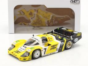 Porsche 956B #7 winner 24h LeMans 1984 Pescarolo, Ludwig 1:18 Solido