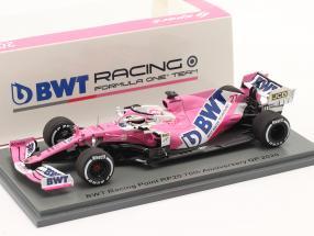 N. Hülkenberg Racing Point RP20 #27 70th Anniversary GP formula 1 2020 1:43 Spark