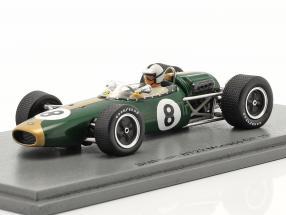 Denis Hulme Brabham BT11 #8 Monaco GP formula 1 1966 1:43 Spark