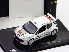 Peugeot 207 S2000 Presentation Version 2007 1:43 Ixo