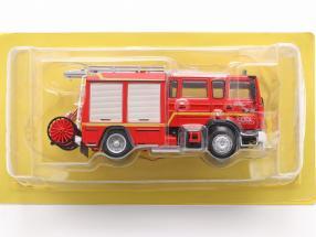 Renault VI S180 Metz fire Department SDIS Haute Savoie red