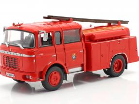 Berliet GAK 17 fire department Madrid red 1:43 Altaya