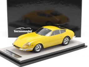 Ferrari 365 GTB/4 Daytona Prototipo 1967 modena yellow