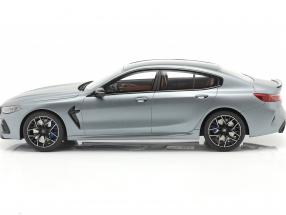 BMW M8 Gran Coupe Competition 2020 frozen bluestone metallic  GT-Spirit