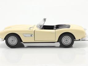 BMW 507 Cabriolet cream