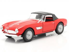 BMW 507 Closed Soft Top red