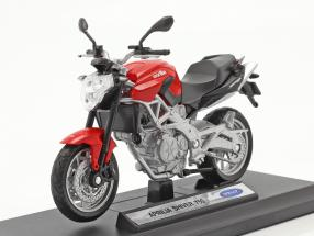 Aprilia Shiver 750 red 1:18 Welly