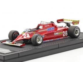 Didier Pironi Ferrari 126CK #28 formula 1 1981 1:43 GP Replicas