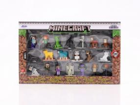 Minecraft Set 20 figures series 5 Yes there Toys