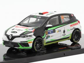 Renault Clio RSR #48 Rallye Mexico 2020 Rejon, Pimentel 1:43 Ixo