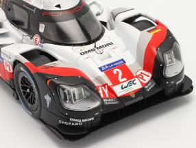 Porsche 919 Hybrid #2 winner 24h LeMans 2017 Bernhard, Hartley, Bamber