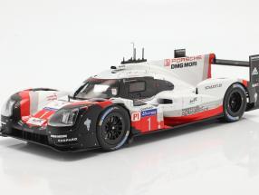 Porsche 919 Hybrid #1 24h LeMans 2017 Jani, Tandy, Lotterer 1:18 Ixo