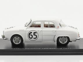 Renault Dauphine #65 12h Sebring 1957 Thirion, Ferrier, Spydel