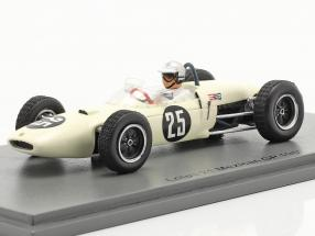 Jim Hall Lotus 21 #25 Mexiko GP 1962 1:43 Spark