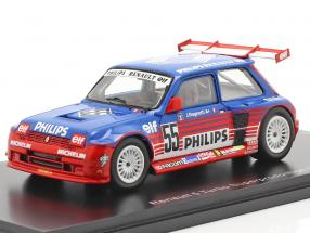 Renault 5 Maxi Turbo #55 Superproduction 1987 J. Ragnotti 1:43 Spark