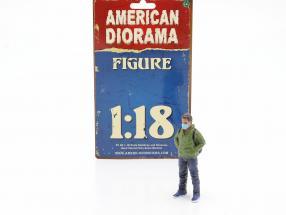 Figur 5 Hazmat Crew 1:18 American Diorama