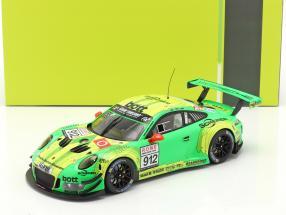 Porsche 911 (991) GT3 R #912 VLN Nürburgring 2018 Manthey Grello