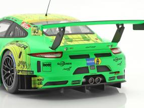 Porsche 911 (991) GT3 R #912 winner 24h Nürburgring 2018 Manthey Grello