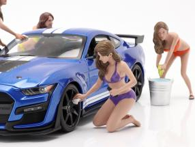 Bikini Car Wash Girl Alisa figure