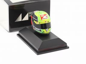Mick Schumacher Prema Racing #20 Formel 2 Champion 2020 Helm 1:8 MBA