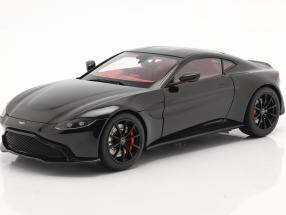 Aston Martin Vantage Baujahr 2019 schwarz 1:18 AUTOart