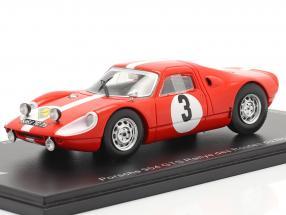 Porsche 904 Carrera GTS #3 Rallye des Routes du Nord 1967 1:43 Spark