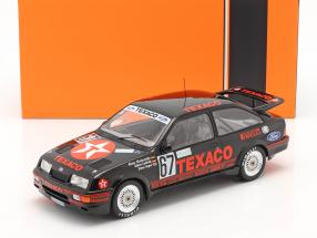 Ford Sierra RS Cosworth #67 Winner 24h Nürburgring 1987 Texaco Racing 1:18 Ixo