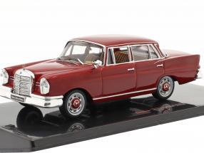 Mercedes-Benz 220 SE (W111) year 1959 dark red 1:43 Ixo