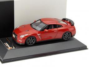 Nissan GT-R Black Edition year 2014 red 1:43 Premium X / 2nd choice