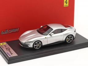 Ferrari Roma year 2020 Nürburgring silver 1:43 LookSmart