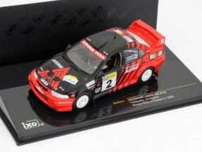 Mitsubishi Lancer Evo VI #2 winner rally Canberra 1999 1:43 Ixo / 2nd choice