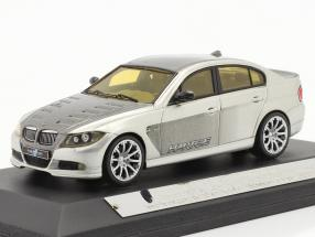 BMW Hartge H50 V10 limousine year 2006 silver 1:43 Premium X