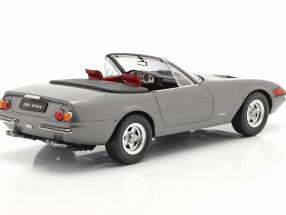 Ferrari 365 GTB/4 Daytona Convertible Series 2 1971 grey metallic