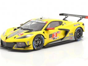 Chevrolet Corvette C8.R #3 4th Place 24h Daytona 2020 Corvette Racing